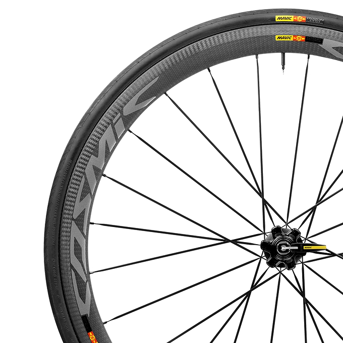 Mavic Cosmic Pro Carbon SL C wheels (pair)