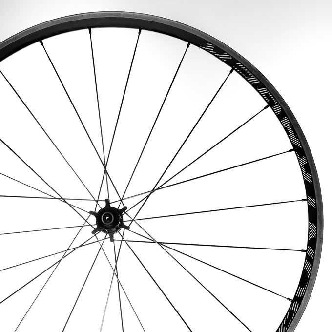 Bontrager Paradigm Elite TLR wheels (pair)