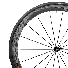 Mavic Cosmic Pro Carbon SL C wheels (pair)