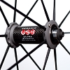 Fulcrum Racing Zero 2Way Fit wheels (pair)