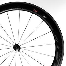 Zipp 404 Firecrest Carbon Clincher wheels (pair)