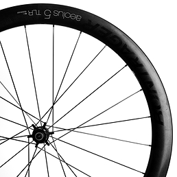 Bontrager Aeolus 5 D3 TLR wheels (pair)