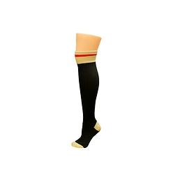 Chaussettes Pom-Pom Girl noir