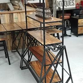 Meuble Industriel Vindus Industrial Furniture La Reference Du