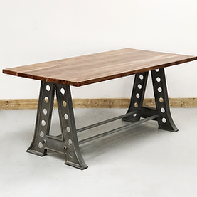 industrial furniture table. Industrial Style Dining Table Furniture