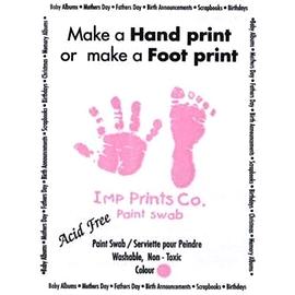 Lingette pour empreinte - Imp prints
