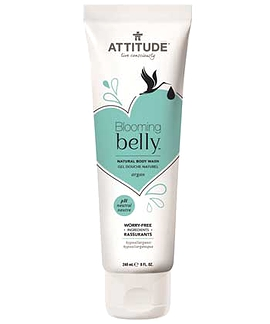 Gel douche Blooming Belly - Attitude