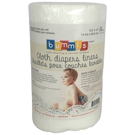 Feuillets Bummis en polypropylène - Ancien Mini-Kiwi