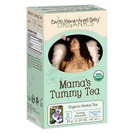 Tisane pour l'estomac de maman - Earth mama
