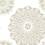 Coussin multifonctionnel - Nneka - Flocons de neige