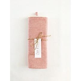 Couverture en flannelle - Rose - Zak & Zoé