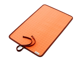 Tapis de change - Orange - OHM - Zoli