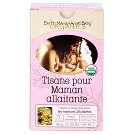 Tisane pour maman allaitante