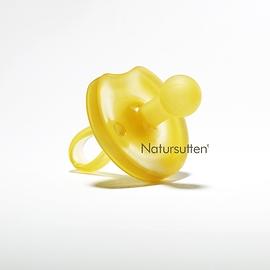 Suce - Natursutten - Tétine ronde -Bouclier papillon
