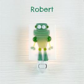 Veilleuse - Robot