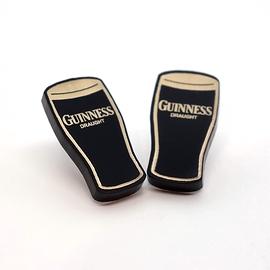 Boucles d'oreilles Lilipop Guinness
