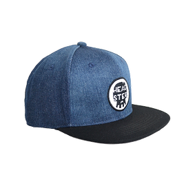 Casquette Jeans  - HeadsterKids