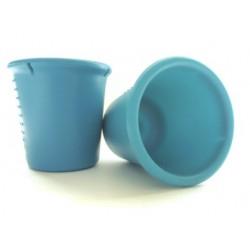 Gobelets (2) en silicone - Silikids
