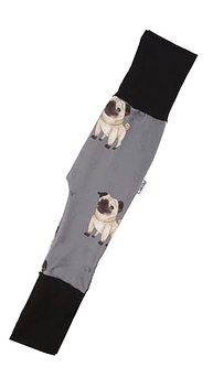 Pantalon évolutif - Coton Vanille - Gustave