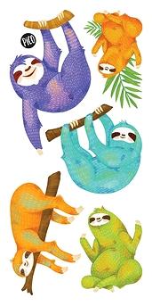 Les paresseux heureux - Pico tatouages