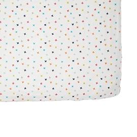 Drap housse pour matelas couchette - Rainbow Jacks - Petit Pehr