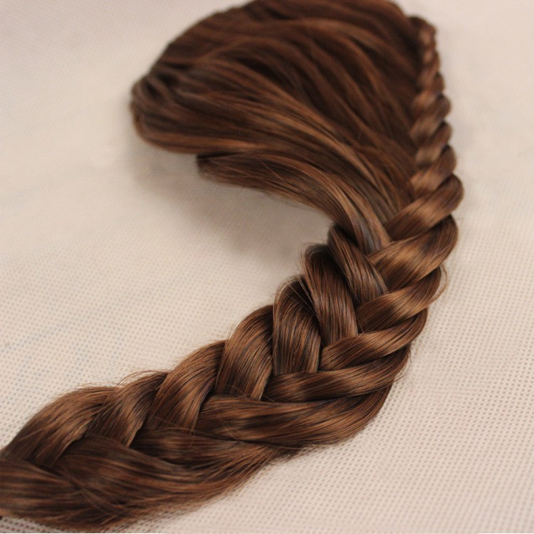 Clip In Hair Extension Braid Fringe In All Colors 5878 2798